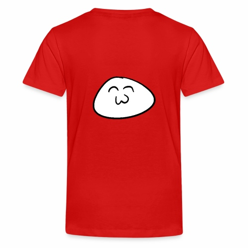 Süßes Gesicht - Teenager Premium T-Shirt