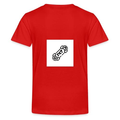 Logo DKT - Teenager Premium T-shirt