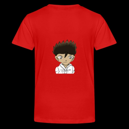 Mobilegamer Design - Teenager Premium T-Shirt