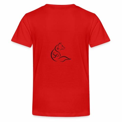 Fuxdeifelswild - Teenager Premium T-Shirt