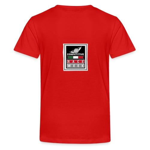 Race week - Maglietta Premium per ragazzi