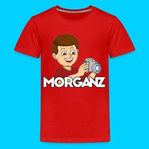 MORGANZ - Teenage Premium T-Shirt