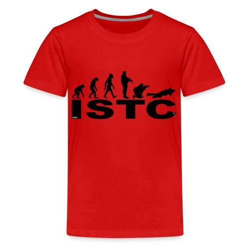ISTC NOIR - T-shirt Premium Ado