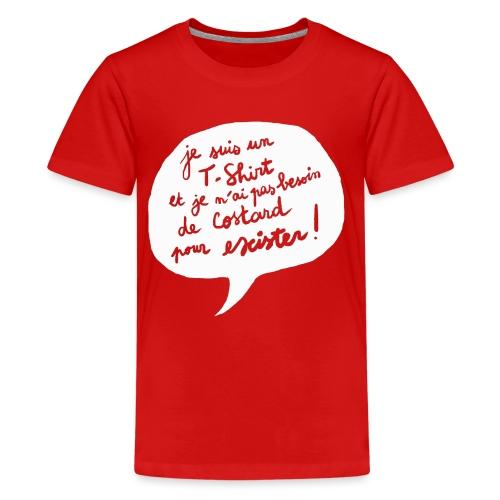 tshirtpascostard - T-shirt Premium Ado
