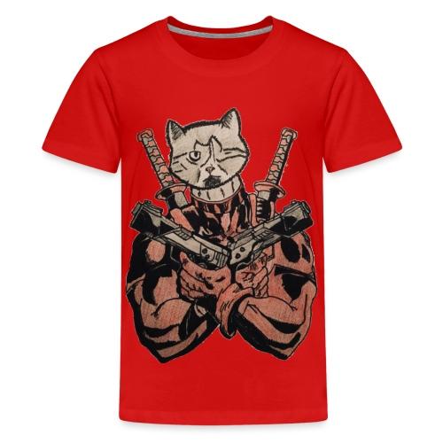 The Clockworks - Luis (colour) - Teenage Premium T-Shirt