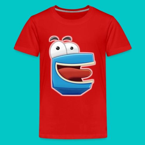 jake head - Teenage Premium T-Shirt