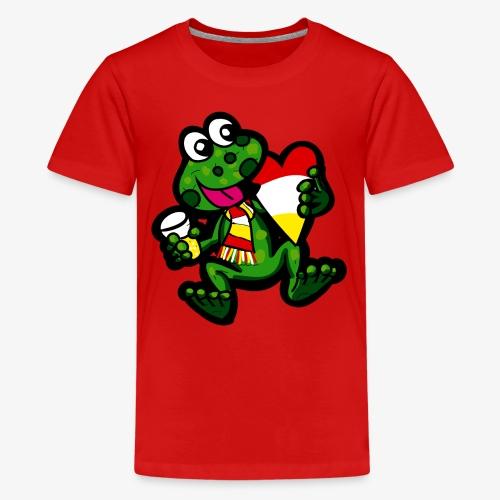 Oeteldonk Kikker - Teenager Premium T-shirt