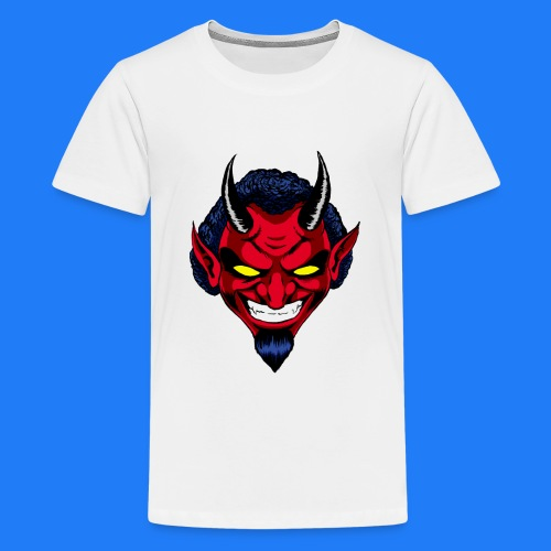 DEMON HEAD by Agill - T-shirt Premium Ado