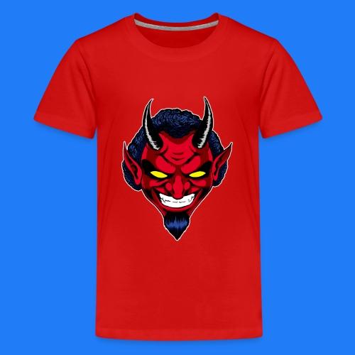 DEMON HEAD by Agill - T-shirt Premium Ado