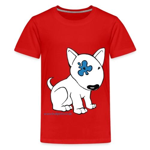 Bulli von Bulliplatsch - Teenager Premium T-Shirt