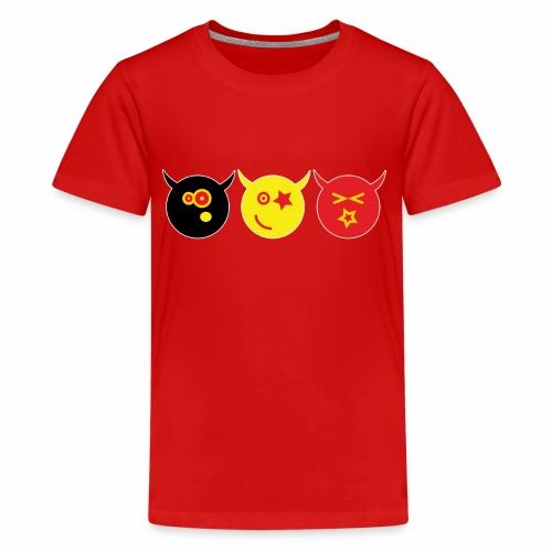 Belgium - Teenager Premium T-shirt
