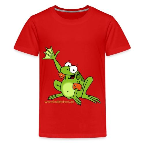 Platsch - Teenager Premium T-Shirt