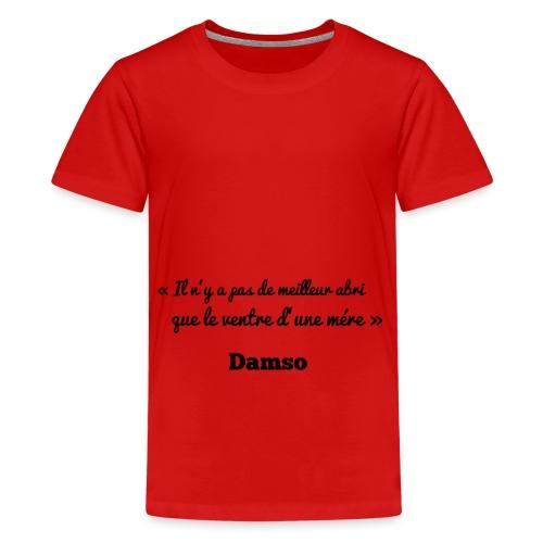 Punchline - T-shirt Premium Ado