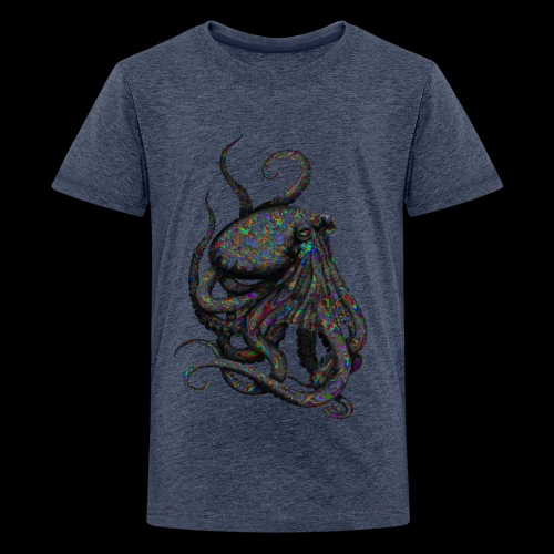 Oktopus Goa - Teenager Premium T-Shirt
