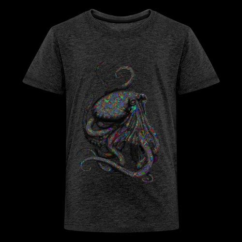 Oktopus Goa - Teenager Premium T-Shirt