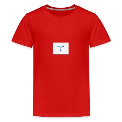 TAYYAB MOH - Teenage Premium T-Shirt