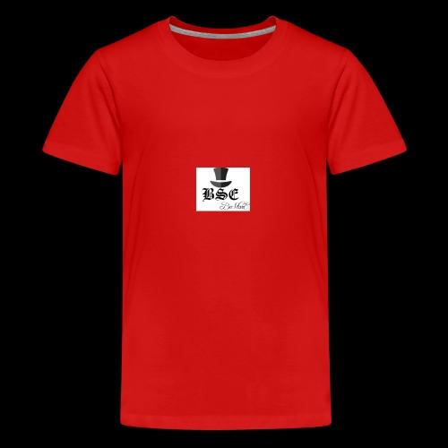 BSE BeStarE - Teenage Premium T-Shirt