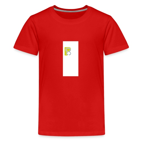 LogoTS - Teenager Premium T-Shirt