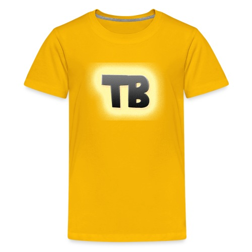 thibaut bruyneel kledij - Teenager Premium T-shirt