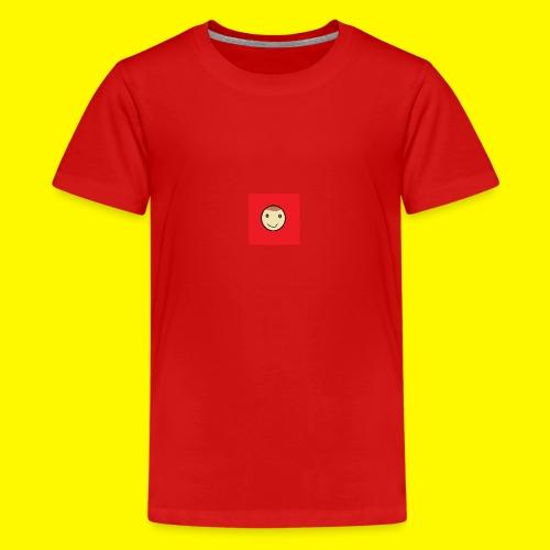 awesome leo shirt - Teenage Premium T-Shirt