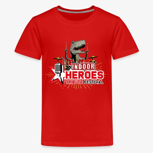 Heroes Tribute INDOOR - REX - T-shirt Premium Ado