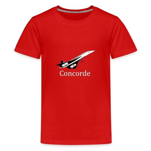 Concorde - T-shirt Premium Ado