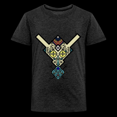 Alien - Teenager Premium T-Shirt