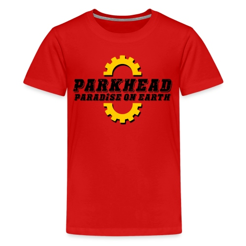 Parkhead - Teenage Premium T-Shirt