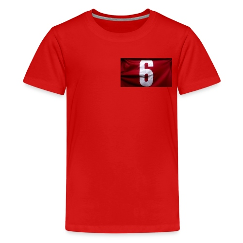 football - Teenage Premium T-Shirt