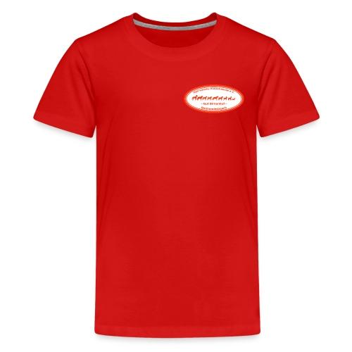 LOGO Kölsche Hundefreunde e.V. - Teenager Premium T-Shirt