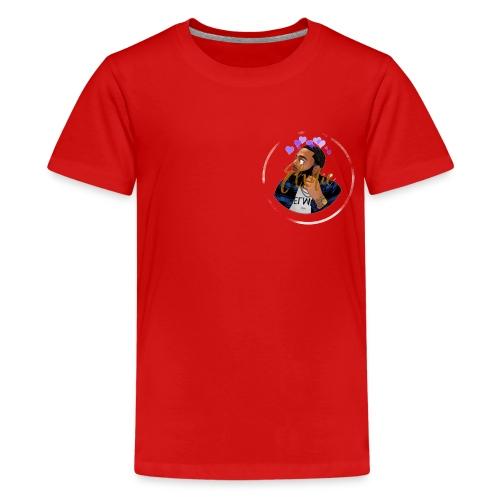 Elxdie - 1re collection (Logo garçon) - T-shirt Premium Ado