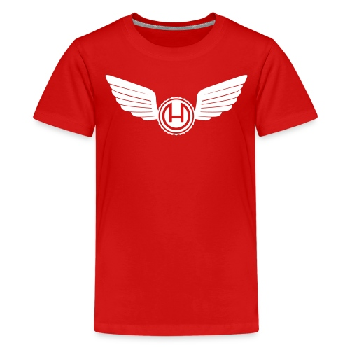 wings ii - Teenage Premium T-Shirt