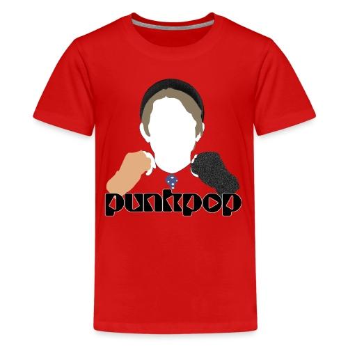 A Shame PunkPop - Maglietta Premium per ragazzi