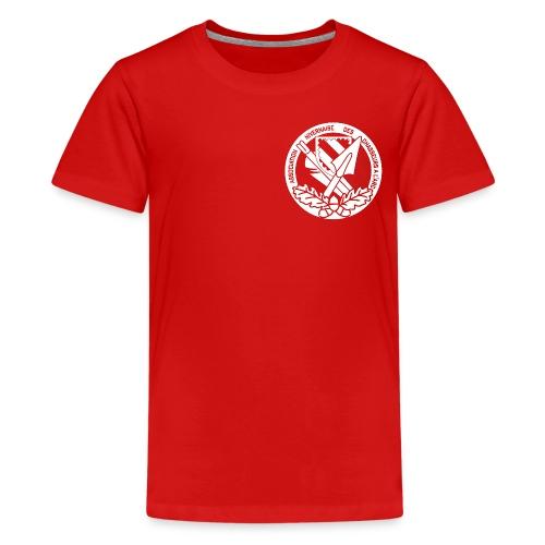 Anca blanc - T-shirt Premium Ado