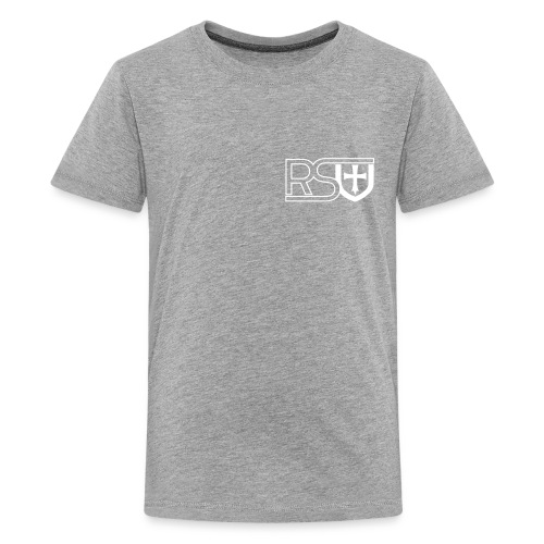 RSV Schulshirt vorne - Teenager Premium T-Shirt