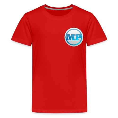 MP Logo - Teenage Premium T-Shirt