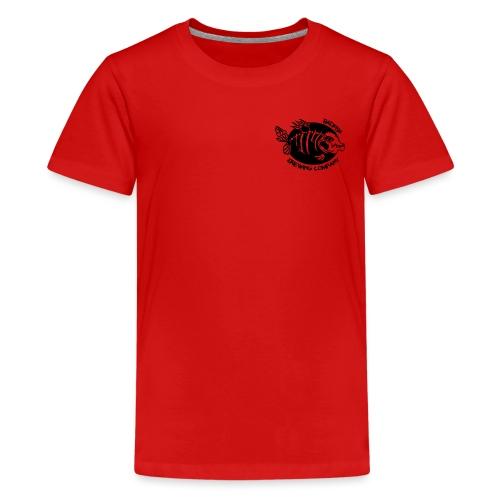 Double logo double - T-shirt Premium Ado