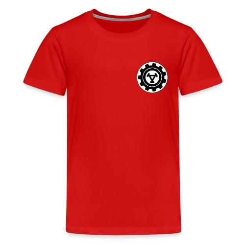 khador png - Teenage Premium T-Shirt