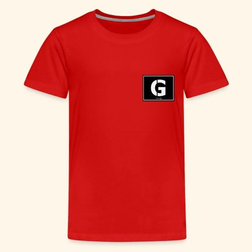 Guardy Merch Logo - Teenage Premium T-Shirt