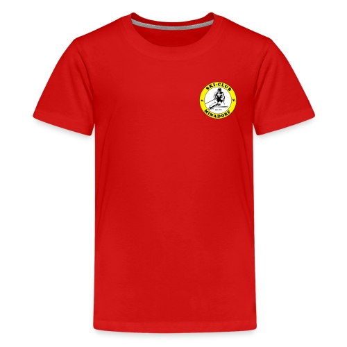 logo minadorf - Teenager Premium T-Shirt