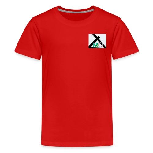 MaxO dreieck - Teenager Premium T-Shirt
