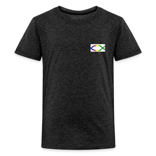 fisch1 - Teenager Premium T-Shirt