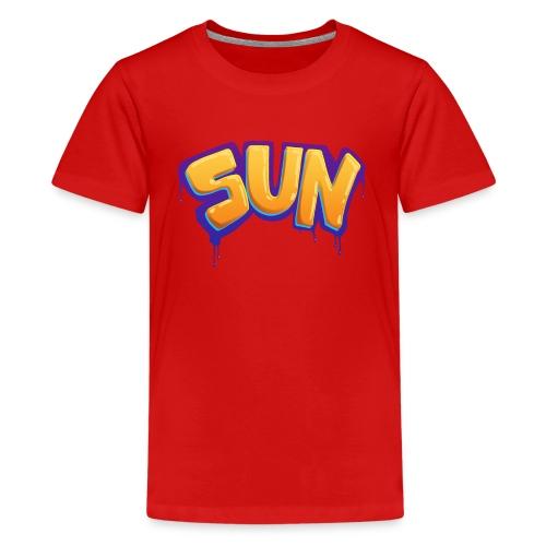 Tag Sun - T-shirt Premium Ado