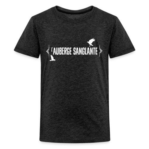 L'auberge Sanglante - T-shirt Premium Ado