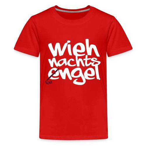 Wiehnachts-Bengel - norddeutsche Weihnachten - Teenager Premium T-Shirt