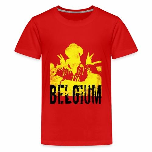 Belgie - Teenager Premium T-shirt