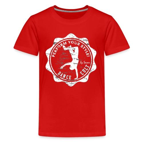 DC - X - Teenager Premium T-Shirt