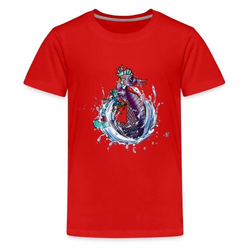 Energiewesen Maretumi - Teenager Premium T-Shirt