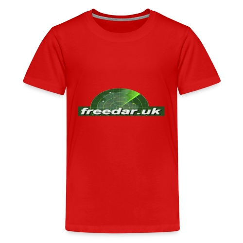 Freedar - Teenage Premium T-Shirt