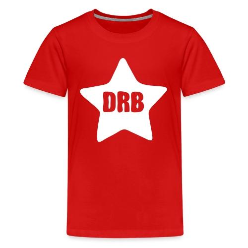 Dark Ride Star - Teinien premium t-paita
